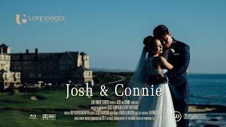 Ritz Carlton Half Moon Bay, CA Wedding Video Highlight