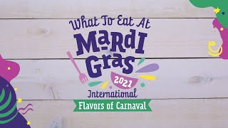 What to Eat at Mardi Gras International Flavors of Carnaval at Universal Orlando