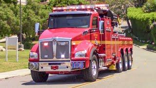 (New Heavy Rescue) LACo.FD Heavy Rescue 103 & Engine 103