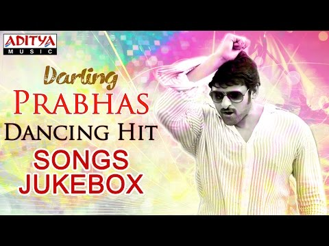 Prabhas Dancing Hit Songs ►Jukebox
