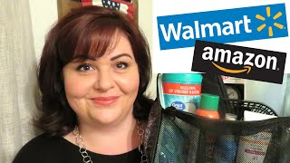 CRUISE SHOPPING HAUL | WALMART & AMAZON