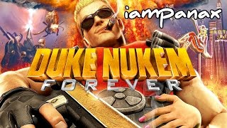 Duke Nukem Forever Game Movie (All Cutscenes) 2011