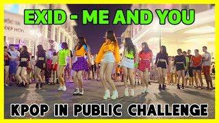 [KPOP IN PUBLIC CHALLENGE] EXID(이엑스아이디) - 'ME&YOU' | Dance cover by GUN Dance Team from Vietnam