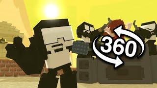 """Ugh"" Friday Night Funkin 360° (Minecraft Animation)"