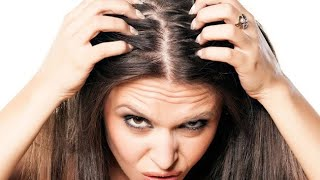 Жирные волосы Неприятный запах кожи головы и волос Домашняя маска скраб для волос