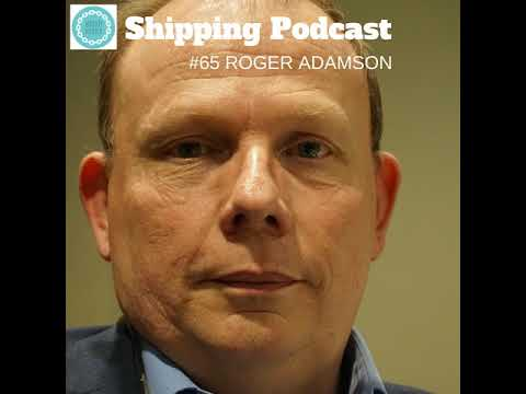065 Roger Adamson, CEO, Futurenautics Maritime