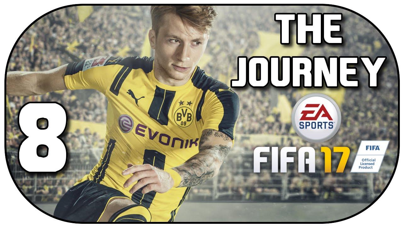Fifa 17 The Journey Deutsch