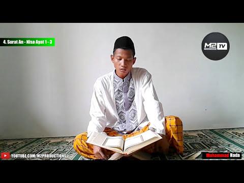 Tilawatil Qur:an Surat An-Nisa' Ayat 1-3