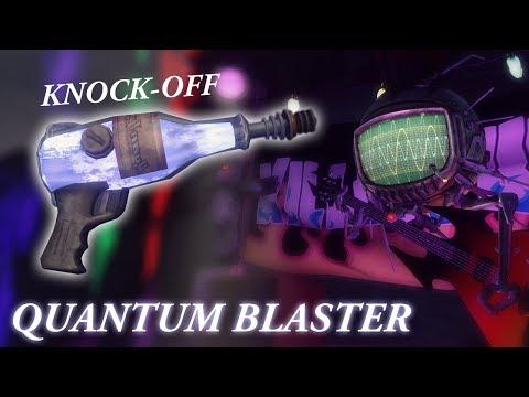 New Vegas Mods: Knock-Off Quantum Blaster - Rock Show!