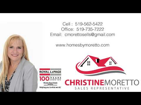 1909 Clover, Windsor, Ontario For Sale