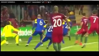 Portugal Vs Andorra 6-0