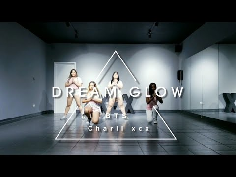BTS 방탄소년단 Charli XCX - DREAM GLOW - choreography by NAH