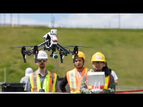 Learning to Fly - Schulich Geomatics Engineering Researchers UAV Pilot Training