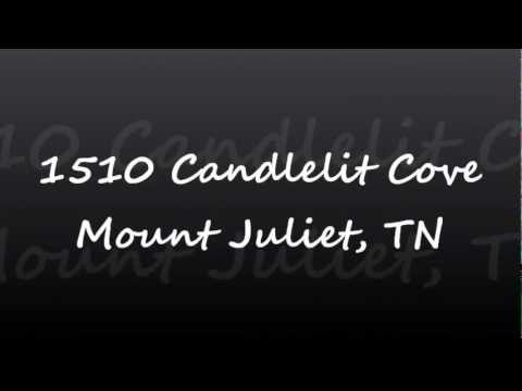 1510 Candlelit Cove Mount Juliet, TN