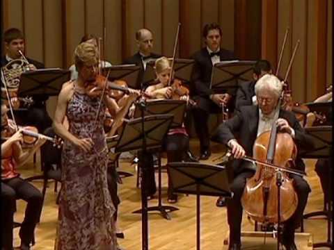 Pitcairn, Leonard, Vogel, Beene-Haydn Sinfonia Concertante Mvt. II