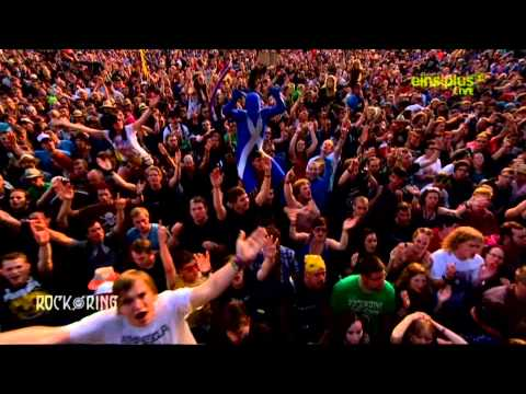 Stone Sour - Through Glass (Rock am Ring 2013) HD