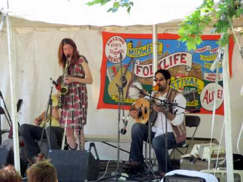 FOLK FESTIVAL AT BISHOP HILL