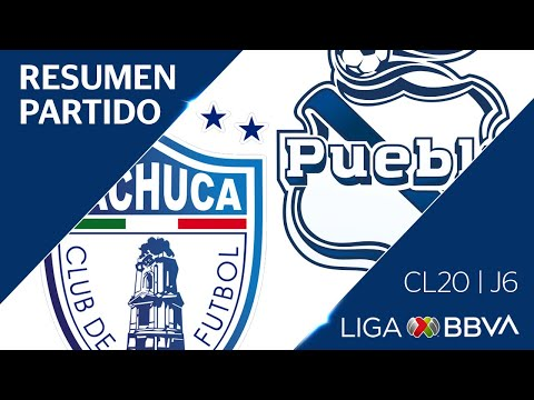 Pachuca Puebla Goals And Highlights