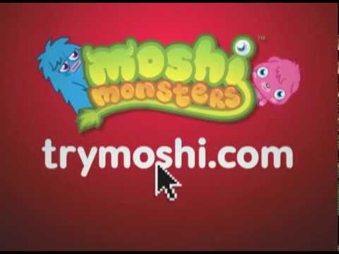 Moshi Monsters - Spanish TV Advert - Free Online Virtual Pet