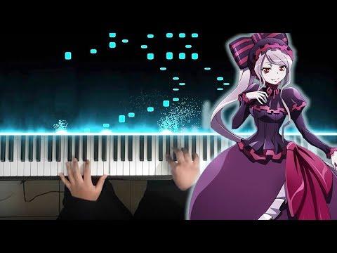 [Overlord III (Season 3) ED] Silent Solitude - OxT (Piano)