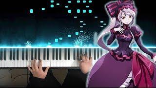 "[Overlord III (Season 3) ED] ""Silent Solitude"" - OxT (Piano)"