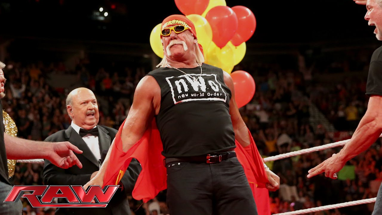 the new world order and wwe legends wish hulk hogan a