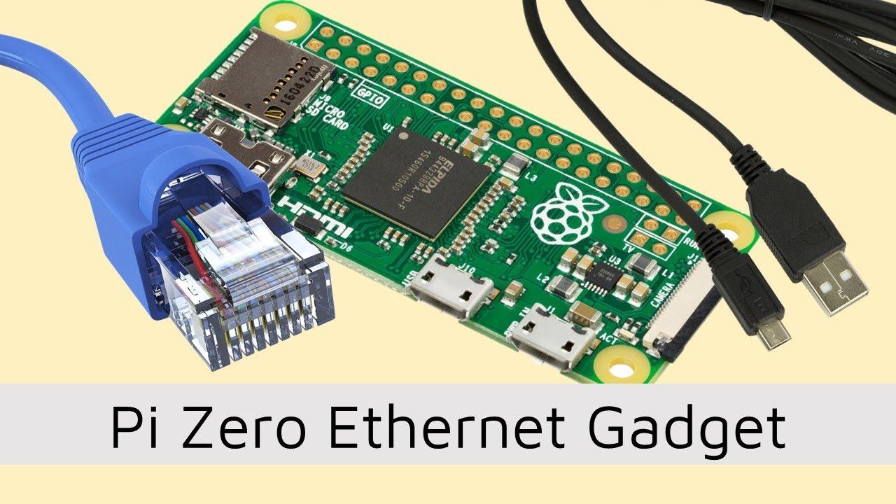 Headless Pi Zero - Connect to Raspberry Pi 0 Without Monitor