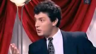 Жириновский и Немцов в программе Один на Один