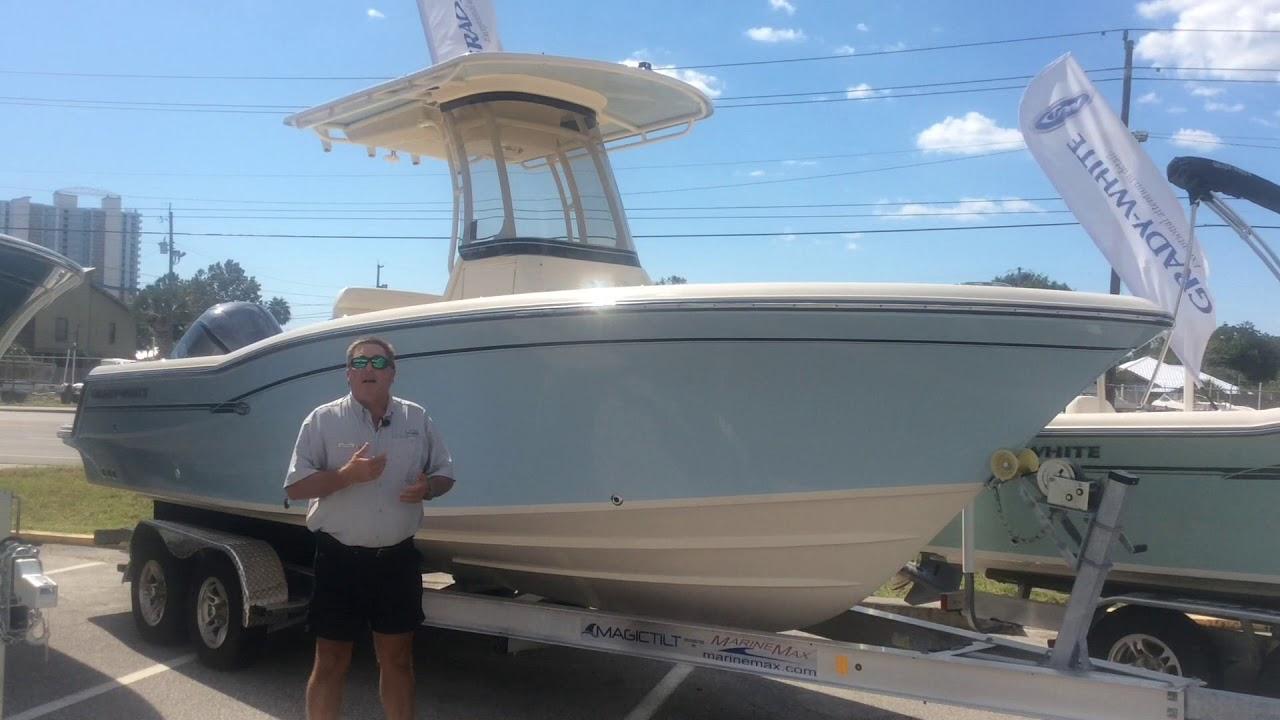 2018 Grady-White Fisherman 236 For Sale at MarineMax Panama City