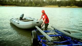 Прицеп для лодки(Прицеп