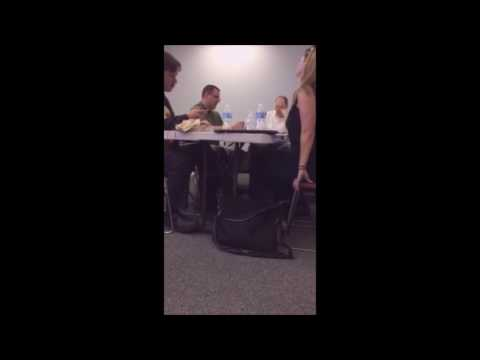 Libertarian Party of Michigan LEC Meeting - The Suspension of James Weeks II (HD)