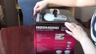 Мультиварка  Redmond RMC-4503 (обзор)
