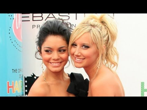 Ashley Tisdale & Vanessa Hudgens Reunite for 'The Great Migration'