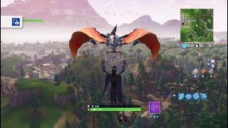 Fortnite New Ravage Skin Showcase + Trail