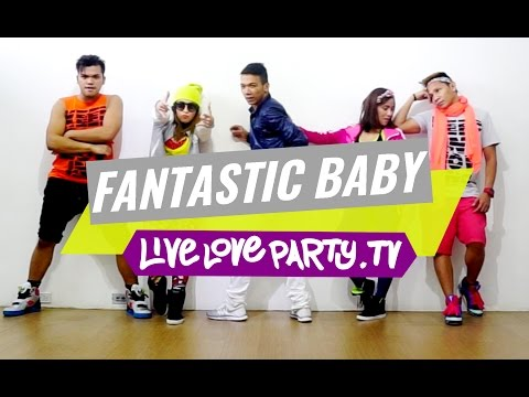 Fantastic Baby By BIGBANG | Zumba® Fitness | Live Love Party | KPOP