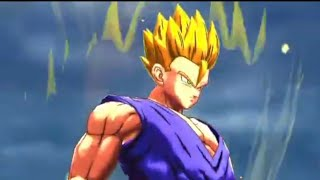 Neue SSJ Son Gohan(Broly-Second Coming) Angriff Animation!!!! DB-Legenden