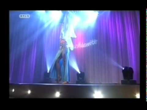 belly dance Laetana dutch television nice performance!