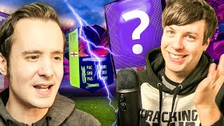 MATS LUCKIEST FIRST PACK EVER - FIFA 18 ULTIMATE TEAM PACK OPENING