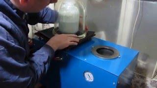 Ювелирная установка для вакуумного литья