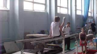детские соревнования по спорт гимнастике в донецке