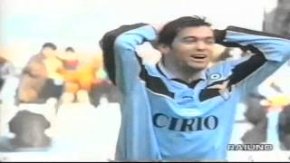 Serie A 1998-1999, day 20 Lazio - Perugia 3-0 (Vieri, 2 Salas)