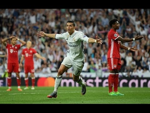 Real Madrid vs Bayern Munich 4-2 (agg 6-3) April 18th 2017 All Goals and Highlights!