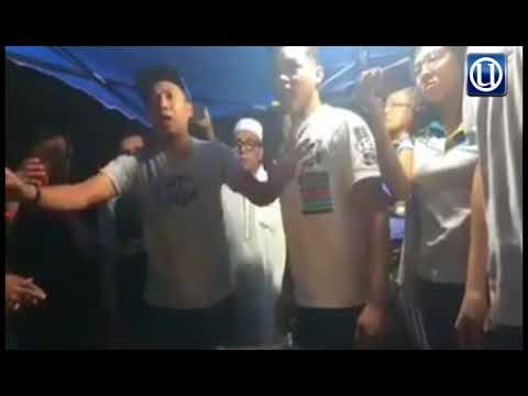 "[Video] Kit Siang Kena Halau,  Signal Rakyat Tolak Pemimpin ""Chipsmore"""