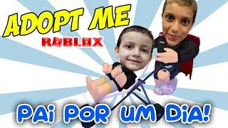 Ich wurde Rodrigos Vater für einen Tag im Roblox Adopt Me! (Teil 1) James TV