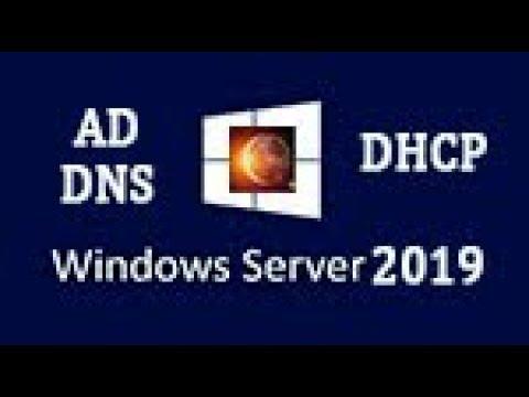 Windows Server 2019 - создание и удаление пользователя, группы, объекта в домене