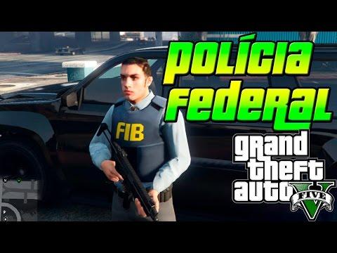 GTA V: Patrulhando - Polícia Federal #15