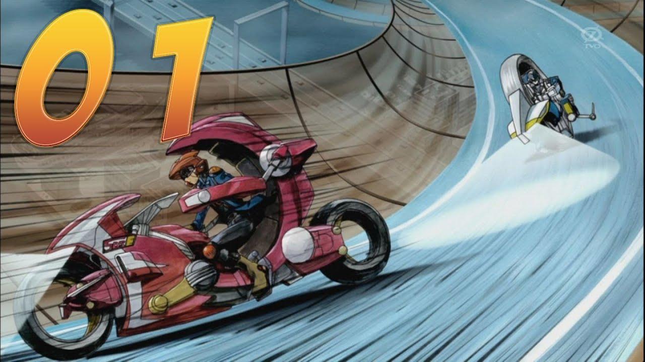 Lets Battle YuGiOh 5Ds Wheelie Breakers 01 GermanWii  YouTube
