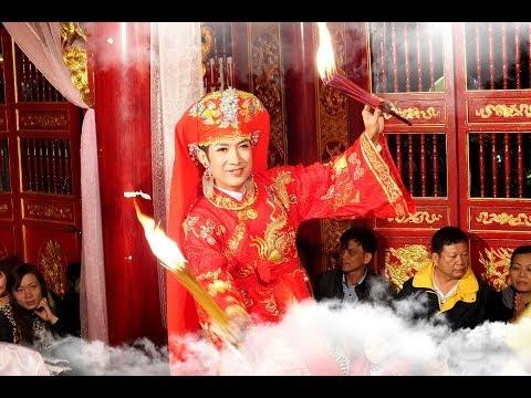 Đồng Thầy : Trần Văn Hải - Hầu Giá Chúa Đệ Nhất Tây Thiên, 10/1/Giáp Ngọ (2014)