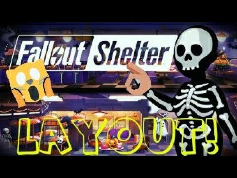 Fallout Shelter - Layout Only!