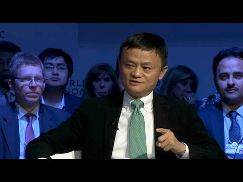 Davos 2017: Alibaba's Ma Calls for a More Inclusive Globalization